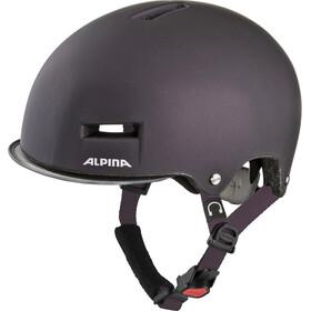 Alpina Grunerlokka - Casco de bicicleta - violeta